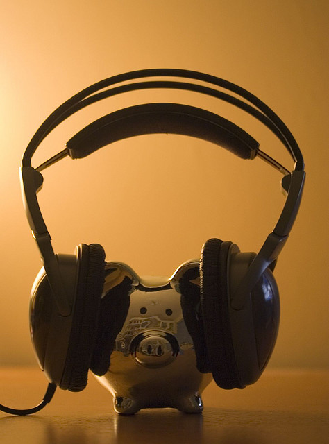 Because Pigs Like Music Too