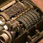 M-209 cipher machine