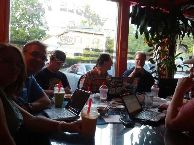 UbuntuHour ERK 2013-08-22