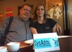 Two System Administrators, Jeff and Jean
